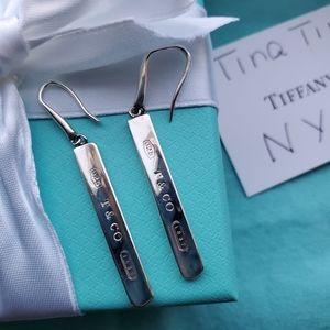 Tiffany T-Bar Earrings